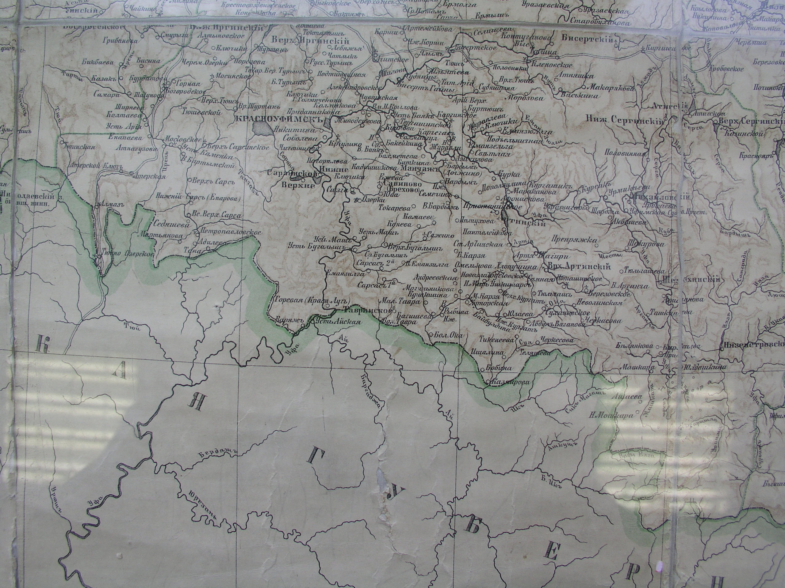 Old russia maps and the world.